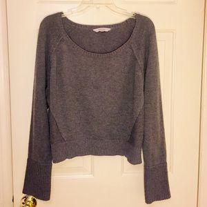 Athleta Kinsley Wool Blend Cropped Sweater